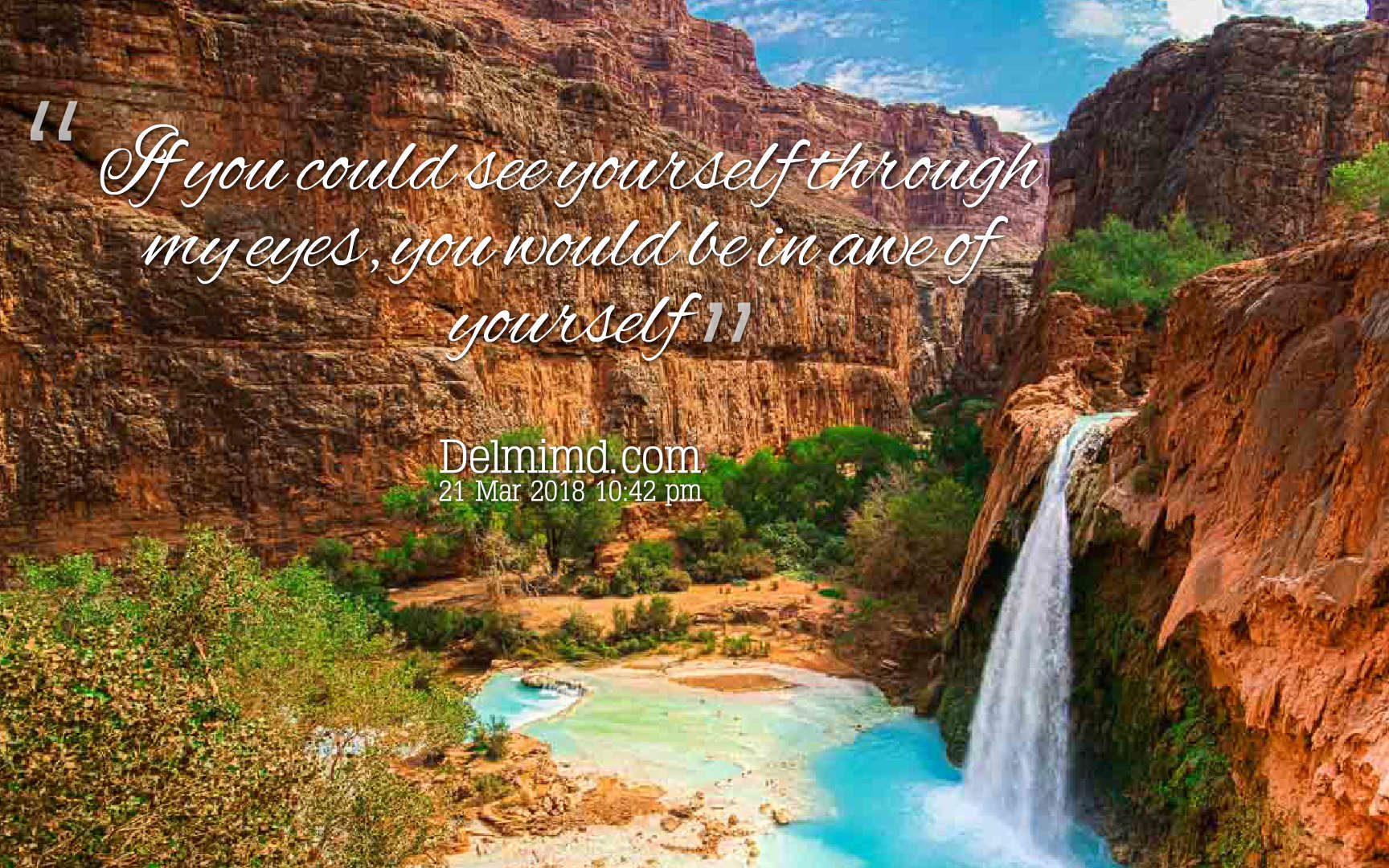 quotes-If-you-could-see-you
